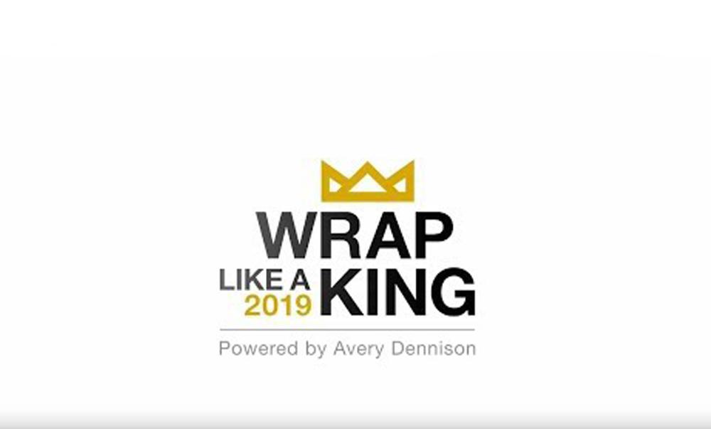 Wrap Like a King 2019 Avery