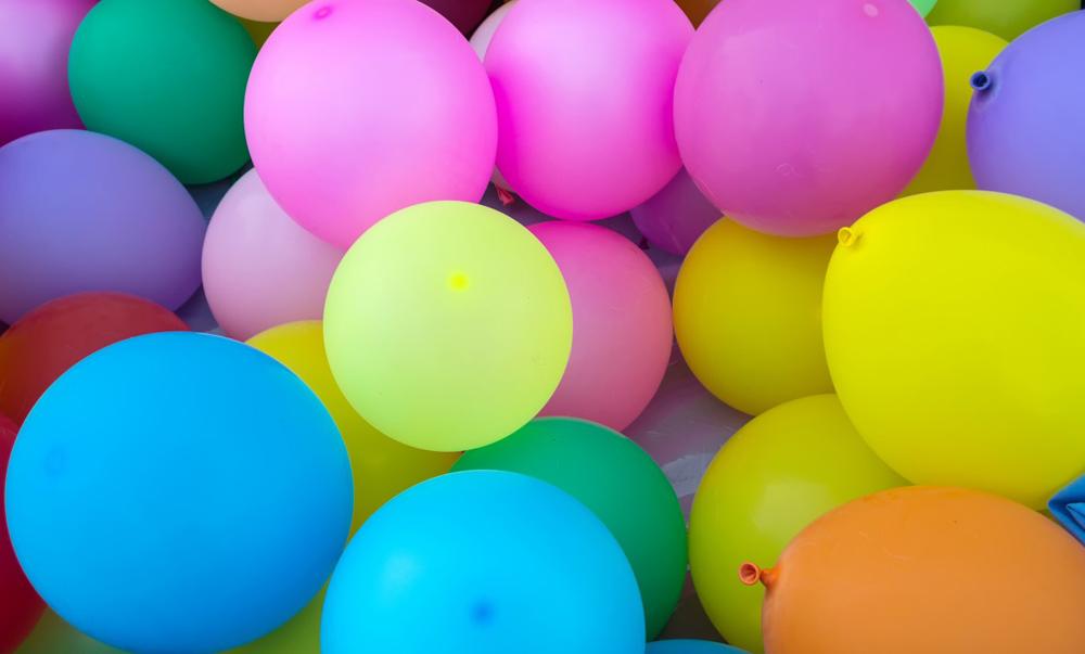 tintas para globos