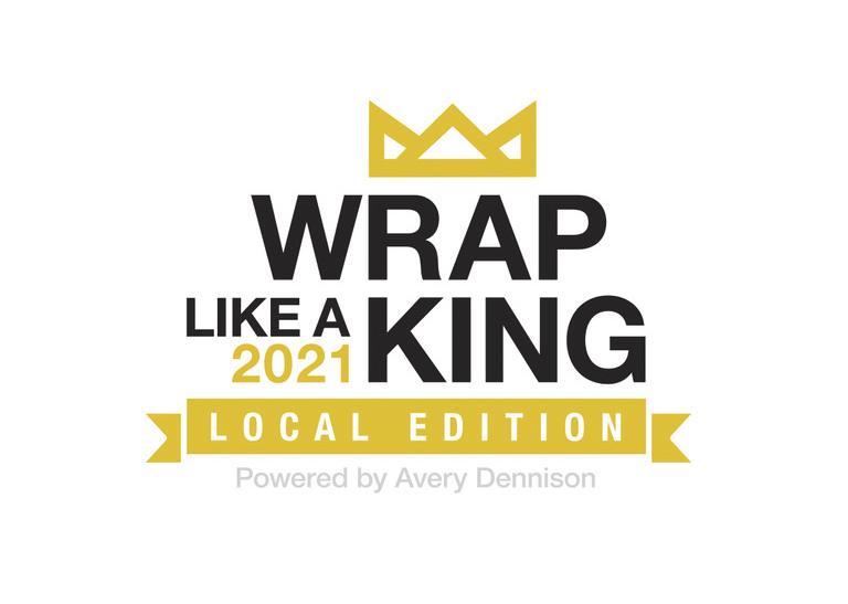 "concurso Wrap like a King"""